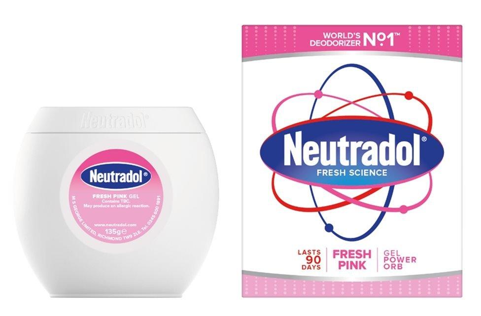 Neutradol Fresh Pink Gel