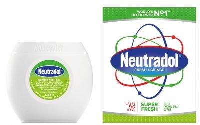 Neutradol Super Fresh Gel